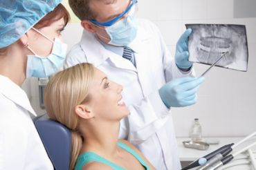 Why do I need an X-Ray when I visit the dentist?